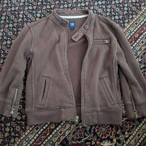 Baby GAP brown jacket 4 yrs